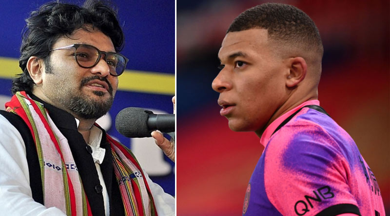 Babul Supriyo trolled over tweet on footballer Kylian Mbappé | Sangbad Pratidin