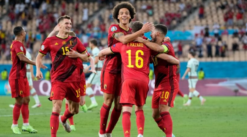 Euro Cup 2020: Belgium wins in style and Portugal out of the tournament | Sangbad Pratidin