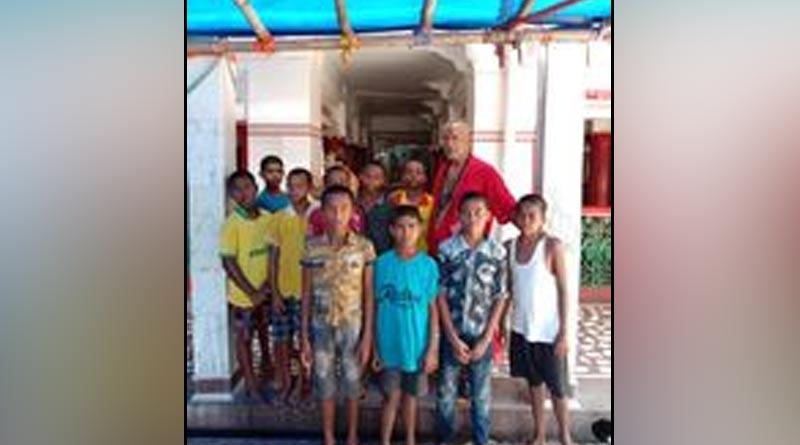 Orphan's of Belur Ashram is facing extreme crisis in Corona situation | Sangbad Pratidin
