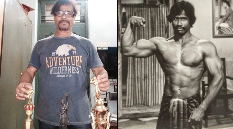 Famous body builder of Bengal expresses dissatisfaction on young generation's less interest of physical exercises | Sangbad Pratidin
