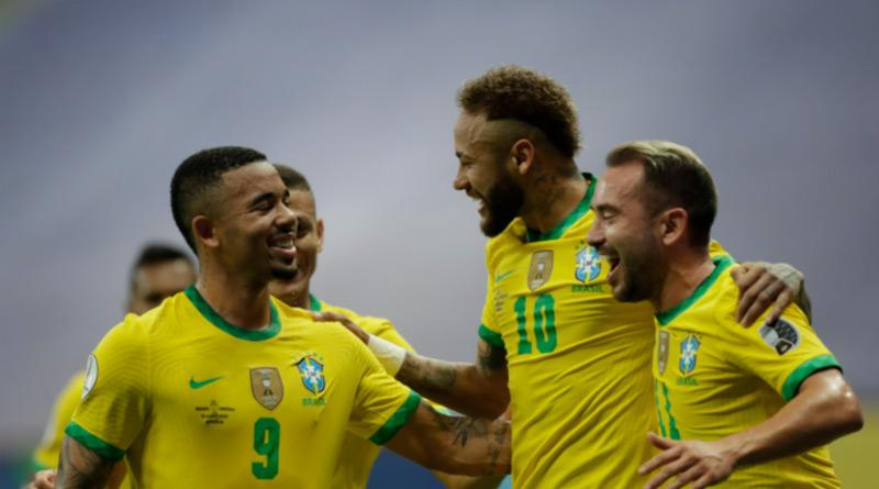 Copa America 2021: Brazil cruises past Peru with 4-0 victory | Sangbad Pratidin
