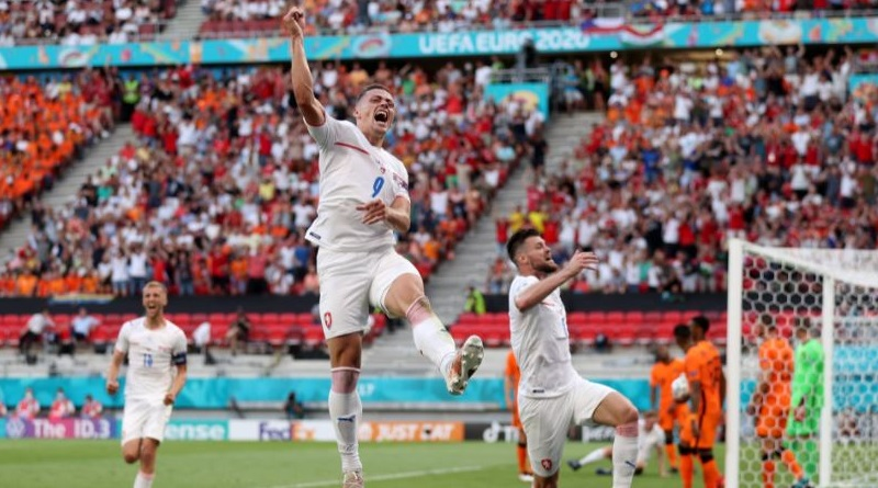 Euro Cup 2020: Netherlands out of the tournament and Czech Republic through to the Quarter Final | Sangbad Pratidin