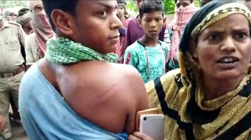 BSF farmers clashes left 6 injured at Domkol | Sangbad Pratidin