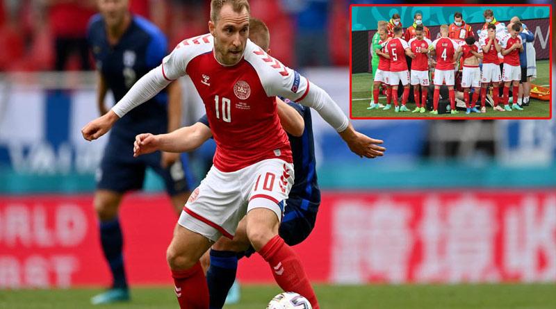 Eriksen may not play football professionally again, assumes sports cardiologist | Sangbad Pratidin