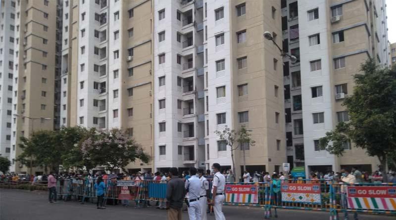 Newtown Encounter: Who helped Bhullar to get flat in Kolkata । Sangbad Pratidin