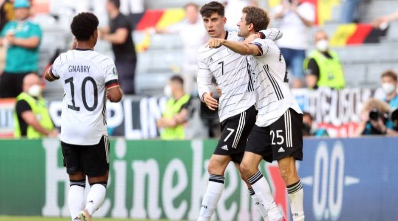 Euro 2020: Germany won in style against Portugal in Allianz Arena| Sangbad Pratidin