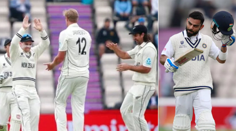 World Test Championship Final: India all out after scoring 217 runs in first innings | Sangbad Pratidin