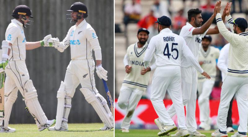 World Test Championship Final: India vs New Zealand third day play ends | Sangbad Pratidin