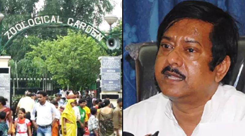 Minister Jyotipriya Mallick announces mini hospital for animals and birds inside Alipore Zoo | Sangbad Pratidin