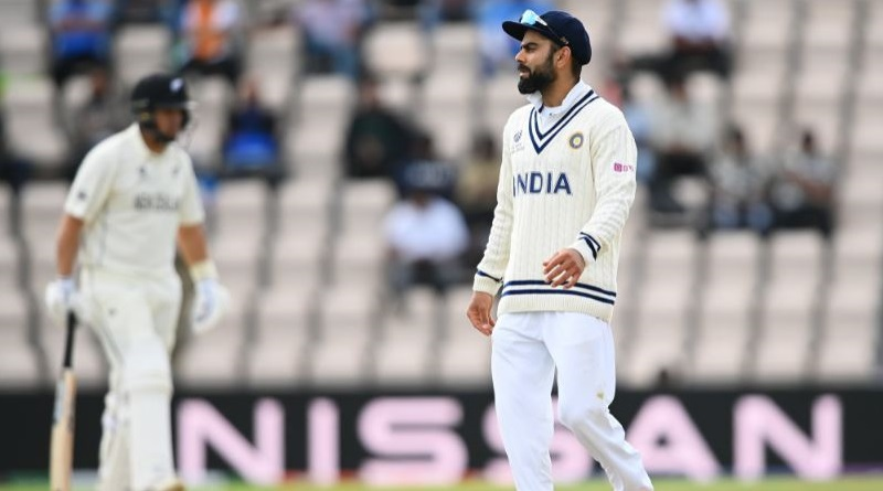 WTC Final: Virat Kohli failed to clinch trophy in ICC Tournament | Sangbad Pratidin