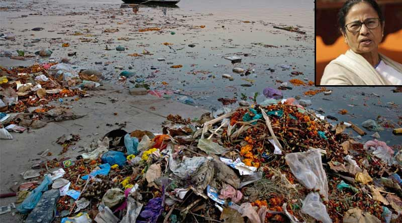Chief Minister Mamata Banerjee asks engineers to chalk out clean Ganga plan ।Sangbad Pratidin