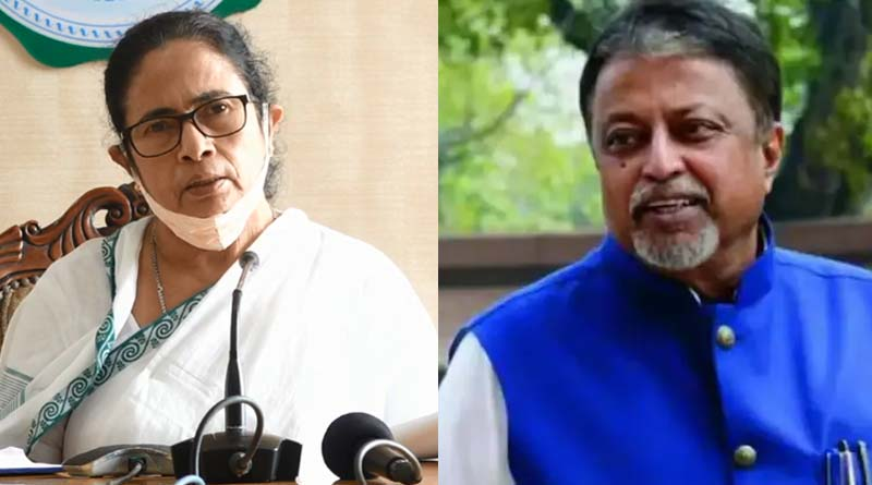 WB CM Mamata Banerjee claims Mukul Roy is BJP memeber over PAC chairman issue । Sangbad Pratidin