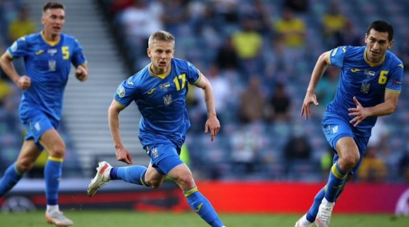 Euro Cup 2020: Ukraine wins against Sweden and through to the quarter final | Sangbad Pratidin