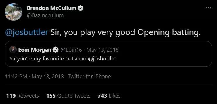 ECB starts investigation after Jos Buttler and Eoin Morgan's old tweets mocking Indians emerge