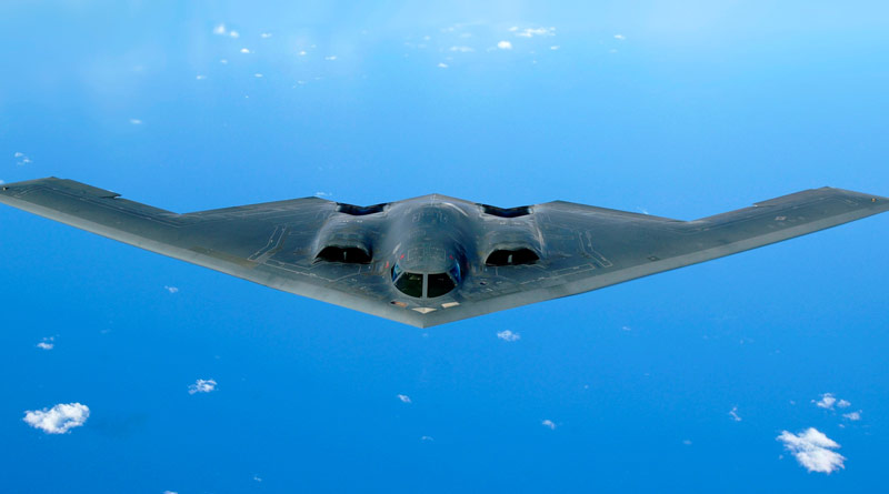 China's new 'god of war in the sky' stealth bomber 'could be able to hit Guam with a nuke'   Sangbad Pratidin