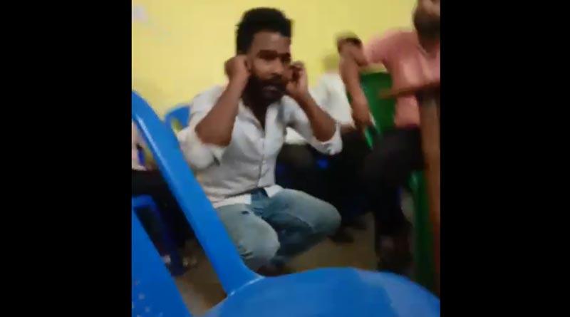 Murshidabad: Girl's photo goes viral, kangaroo court punishes youth । Sangbad Pratidin