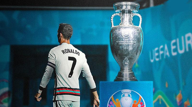 Portugal captain Cristiano Ronaldo's Euro Cup Journey is over | Sangbad Pratidin