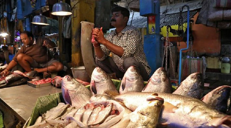 Markets in Rajpur-Sonarpur will be closed for 3 days due to surge of COVID-19 | Sangbad Pratidin