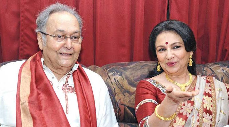 Iskule Bioscope arranged virtual program on Soumitra Chatterjee for children | Sangbad Pratidin