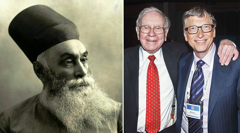 Not Bill Gates, It's Jamsetji Tata Who Is Philanthropist Of The Century | Sangbad Pratidin