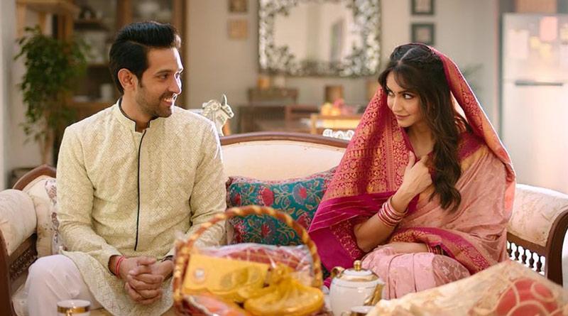 14 Phere film review: Vikrant massey and Kriti Kharbanda Starrer movie fails to impress audience | Sangbad Pratidin