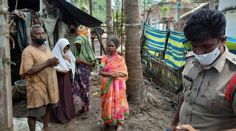 Andhra Pradesh family in self imposed isolation amid Coronavirus fear, on the verge of starvation | Sangbad Pratidin
