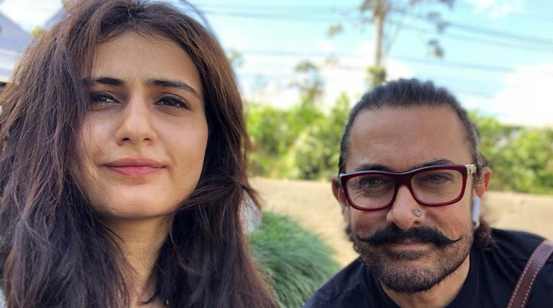 is Aamir Khan and Fatima Sana Shaikh's love affair upset Kiran Rao   Sangbad Pratidin