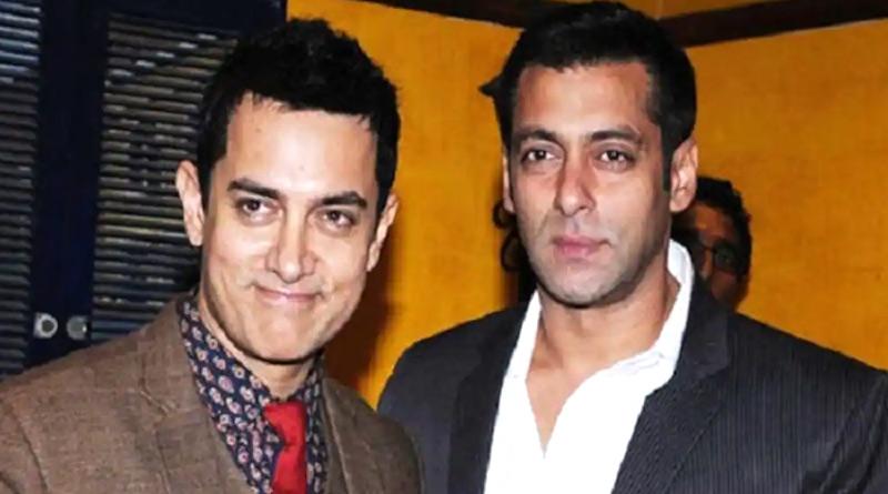 Here is how Salman Khan saved Aamir Khan after his first divorce   Sangbad Pratidin