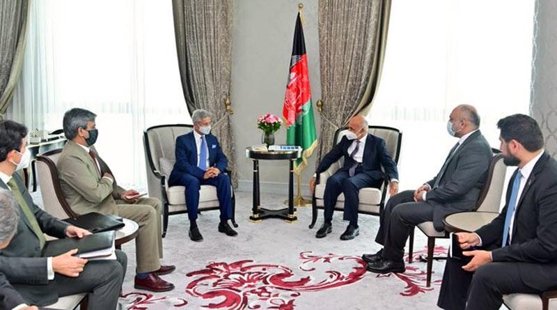 Jaishankar discusses Afghanistan situation with key leaders | Sangbad Pratidin