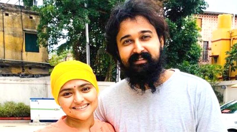 Sabyasachi Chowdhury not happy with the fake news about Aindrila Sharma | Sangbad Pratidin