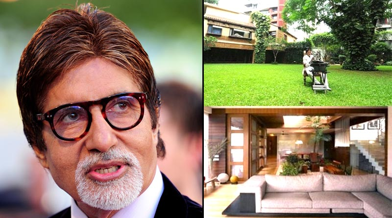 Amitabh Bachchan's home Prateeksha to be partly demolished by BMC! but why? | Sangbad Pratidin