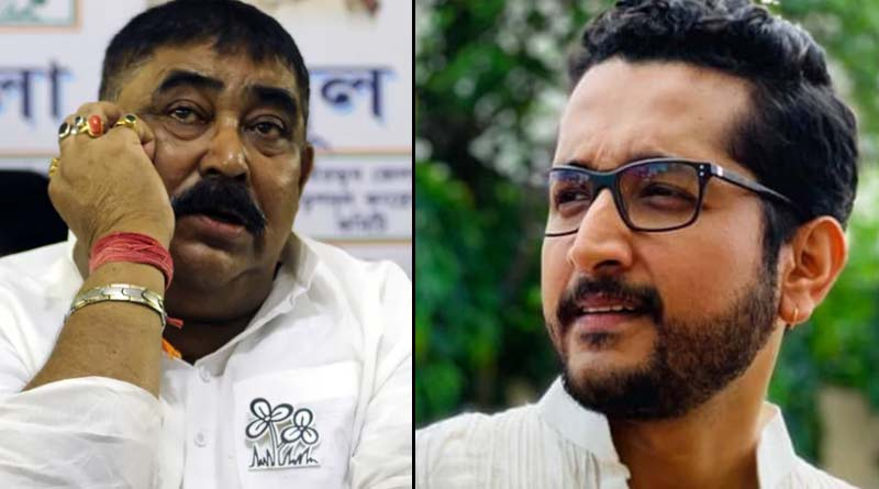 Actor Parambrata Chatterjee meets TMC leader Anubrata Mandal | Sangbad Pratidin