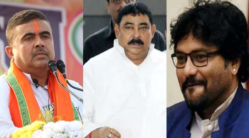 TMC leader Anubrata Mandal accuses MLA Suvendu Adhikari for Babul Supriyo's leaving of BJP | Sangbad Pratidin