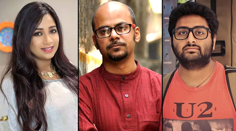Shreya Ghoshal and Arijit Singh will sing for Srijato's first movie | Sangbad Pratidin