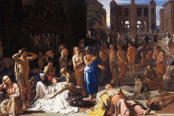 Athens plague