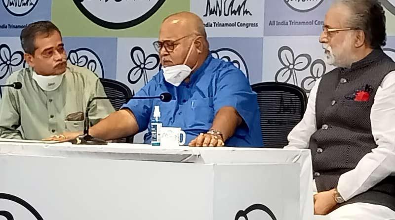 Pranab Mukherjee's son Abhijit Mukherjee joins TMC ।Sangbad Pratidin