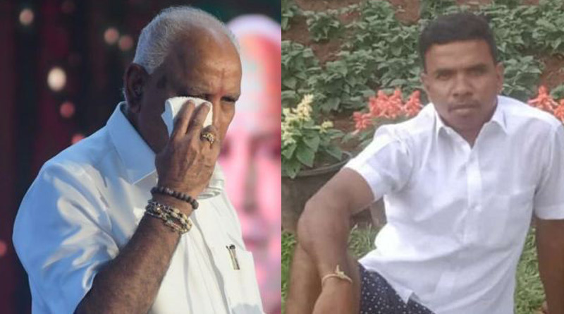 BS Yediyurappa expresses shock after a supporter of him dies by suicide | Sangbad Pratidin