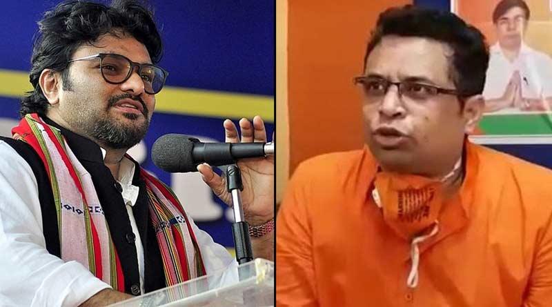 BJP didn't issued any show cause notice to MP Babul Supriyo, Saumitra Khan and Amrita Banerjee । Sangbad Pratidin