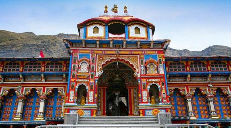 Police refuted the allegation of namaz at Badrinath Dham after VHP, Bajrang Dal's complain | Sangbad Pratidin