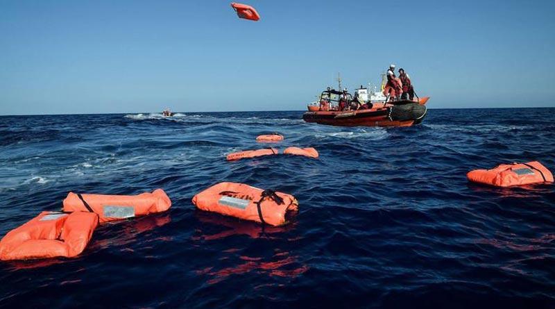 Boat carrying refugees capsizes off Tunisia coast, 17 Bangladeshi national dead | Sangbad Pratidin