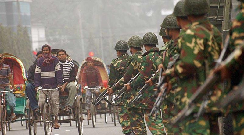 Bangladesh deploys army to tackle corona pandemic | Sangbad Pratidin