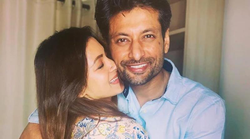 Actor Indraneil Sengupta and Barkha Bisht living separately | Sangbad Pratidin