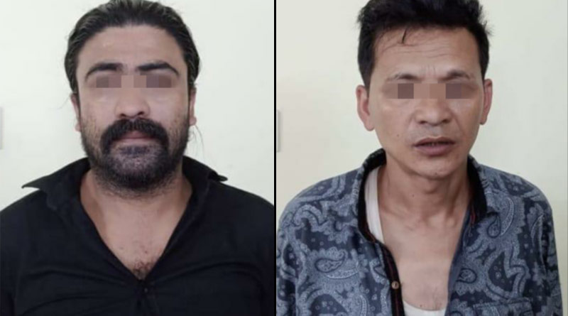 Two youths arrested from Kalimpong over financial disputes । Sangbad Pratidin