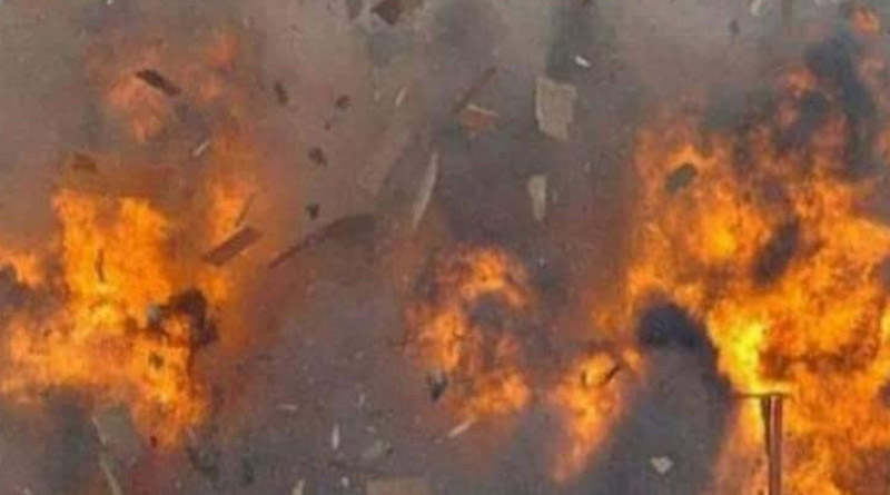 7 killed in explosion caused by LPG cylinder leakage in Gujarat | Sangbad Pratidin