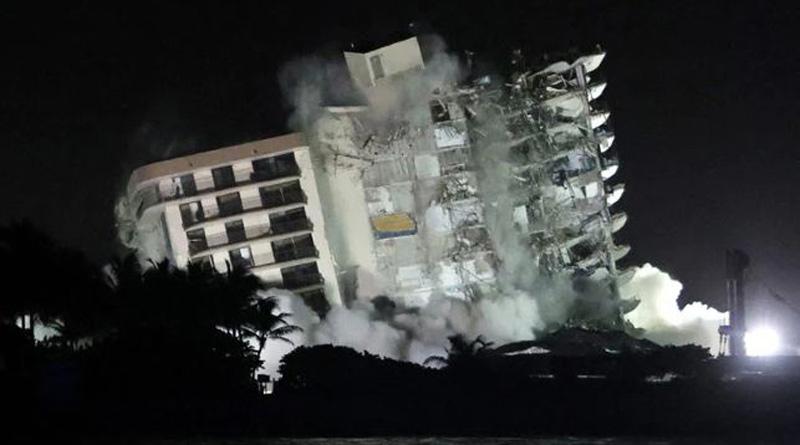 Death Toll Rises To 79 in Miami Building Collapse incident | Sangbad Pratidin