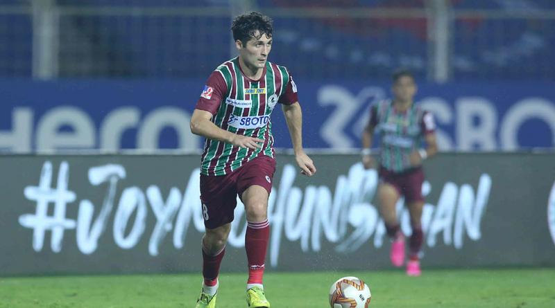 ISL: Carl McHugh is set to stay at ATK Mohun Bagan for the next season | Sangbad Pratidin