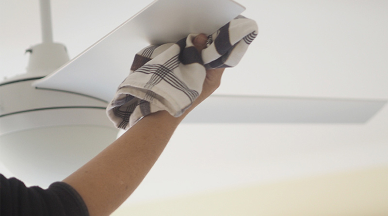 How to Clean a Ceiling Fan in 5 Simple way | Sangbad Pratidin