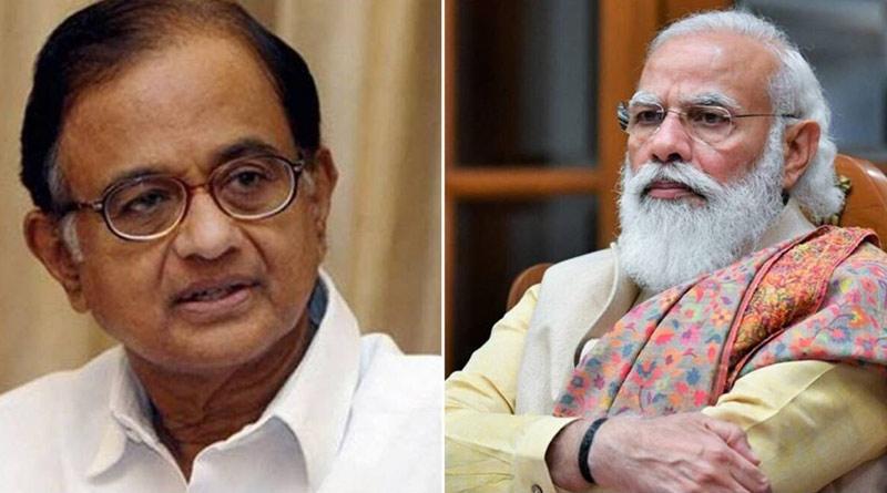 After LPG price hike, Chidambaram's 'Modi hai Mumkin hai' jibe | Sangbad Pratidin