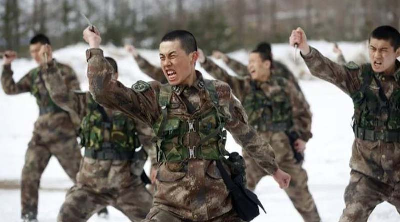 China recruiting Tibetans one soldier per family in PLA for deployment at LAC | Sangbad Pratidin