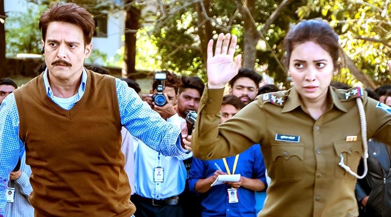 Review of Jimmy Shergill, Asha Negi starrer Collar Bomb film | Sangbad Pratidin